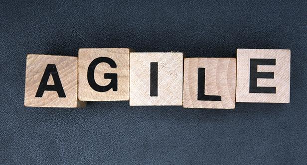 We think 'Agile'