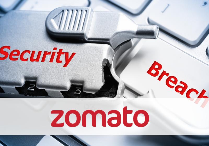 Security Breach at ZOMATO: 17mn User Data