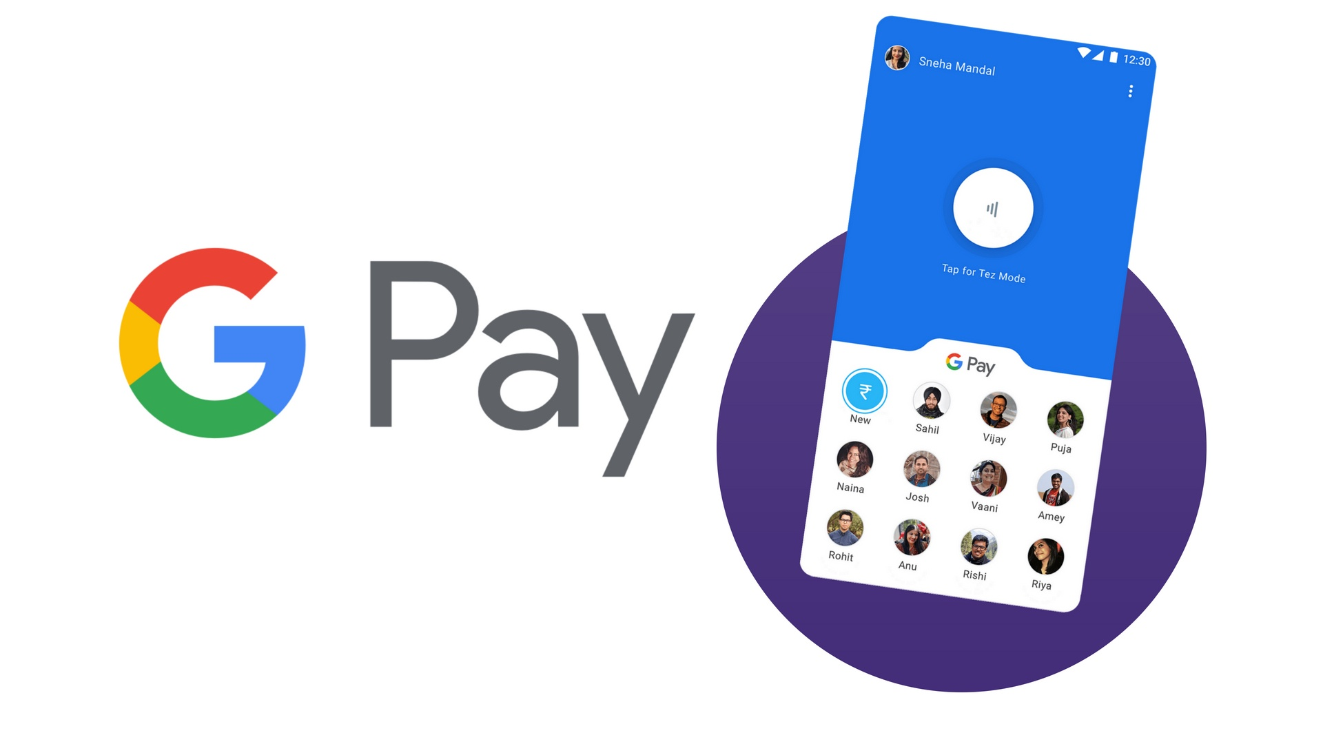 Google Tez is Now Google Pay, New Features Include Instant Bank Loans