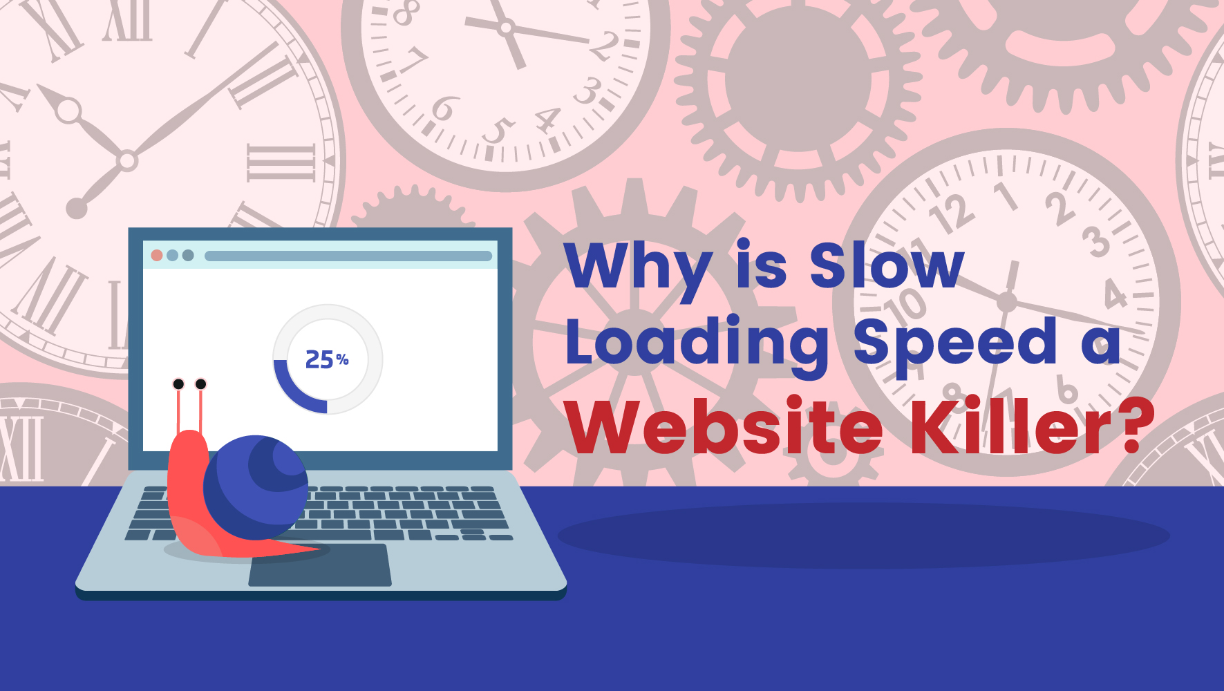 Beware! Why is Slow Loading Speed a Website Killer?