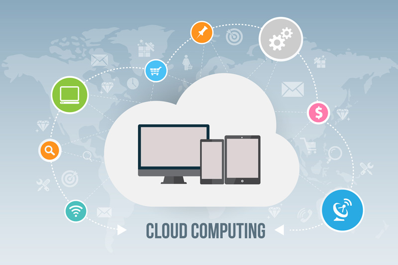 Cloud computing or Web hosting?
