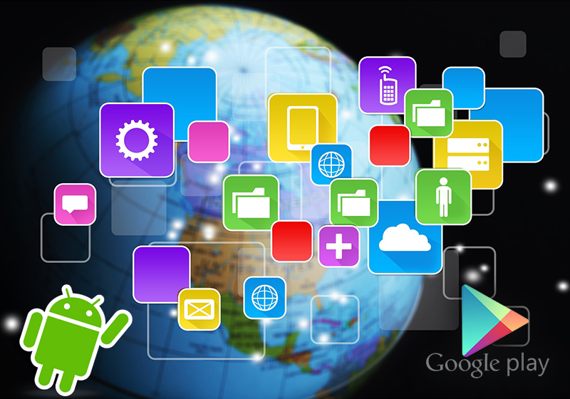 Google Play Store - A heaven of all Apps