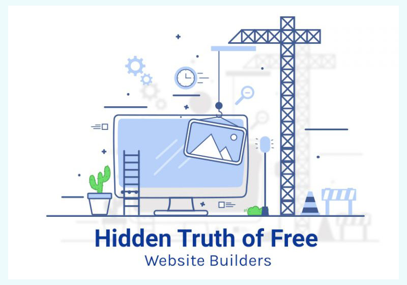 Reasons Why Free Website Builders Are More Harm Than Good