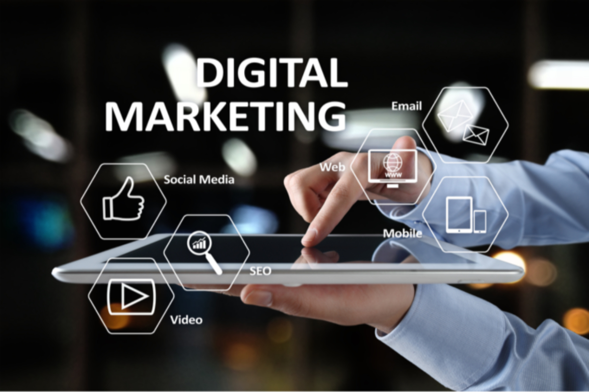 Digital marketing for business awareness